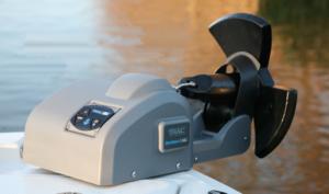 TRAC Deckboat 40 & kotwica RIVER