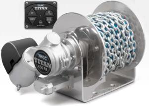 TRAC TITAN 450 6